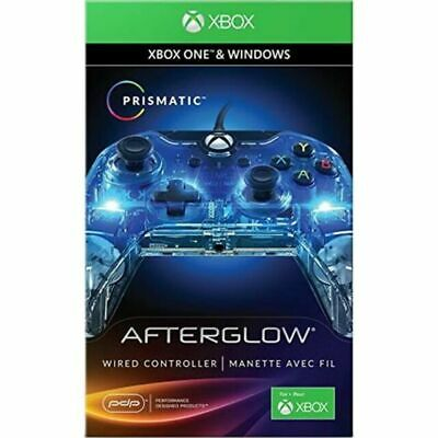 Afterglow Prismatic Wired Controller (Xbox One) Brand New & Sealed UK PAL Quick