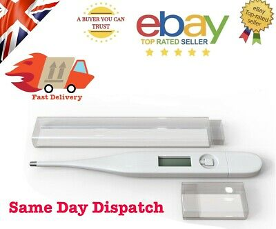 Thermometer for Adults & Kids Oral Ear Underarm Digital Medical Baby Thermometer