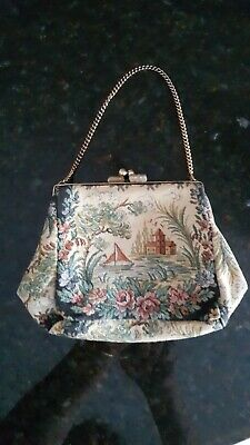 Tapestry Evening Purse Made In Australia