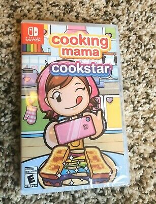 Cooking Mama: Cookstar - Nintendo Switch 2020  **NEW - IN HAND - READY TO SHIP**