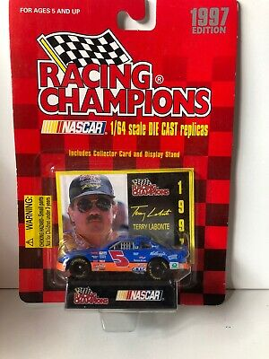 NASCAR Racing Champions Terry Labonte #5 1:64 Scale Diecast NASCAR 1997 Edition