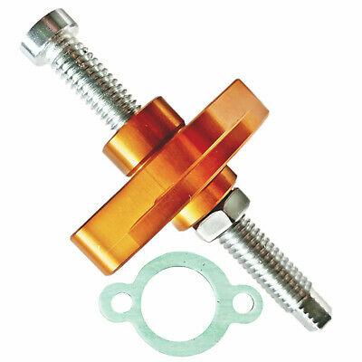 Orange Manual Cam Chain Tensioner 2002-2013 Honda Fsc600 Silverwing 600 T13