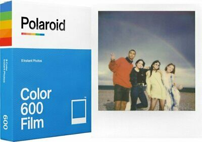 NEW Impossible PRD 006002 Color Instant Glossy Film for Polaroid 600 Camera