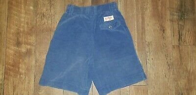 Vintage  Early 80's Corduroy  Shorts Viva You  Size Small