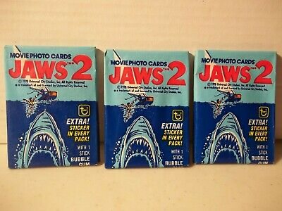1978 Topps Non-Sport Singles**Close Encounters**Grease S2**Jaws 2**Mork /& Mindy