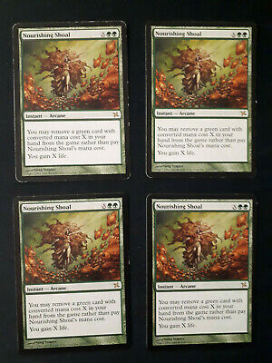 ► magic-style ◄ mtg-nourishing shoal//foster bench betrayers of kamigawa nm