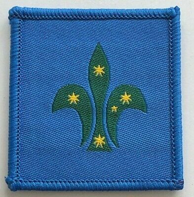 Activity Leader Scout Badge - old Scouts Australia logo - Uniform shoulder patch