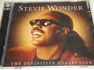 Stevie Wonder - Definitive Collection (2005) 38 Greatest Tracks on 2 x CD Set