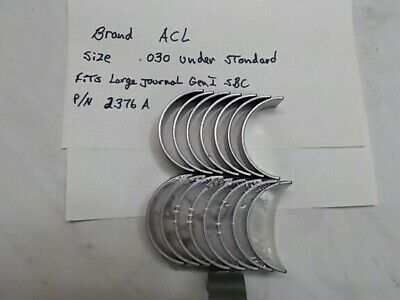 ACL Chevy rod bearings