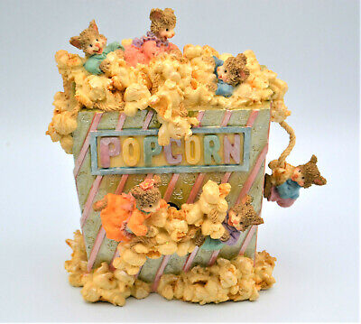 Music Box - Mice Playing In Popcorn - The Entertainer - House of lloyd