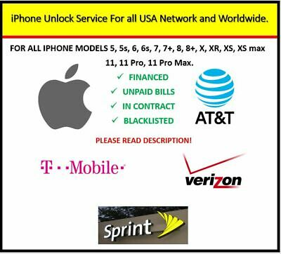 Factory Unlock Service For All Usa Iphone Network And Worldwide Carrier Networks