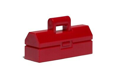 Figure Accessory NEW LEGO Tool Toolbox Red x 1 Mechanic Ghostbusters