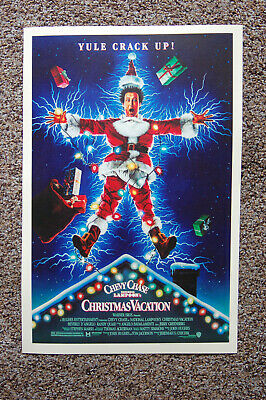 ONE SHEET MOVIE POSTER 22x34-16490 CHRISTMAS VACATION