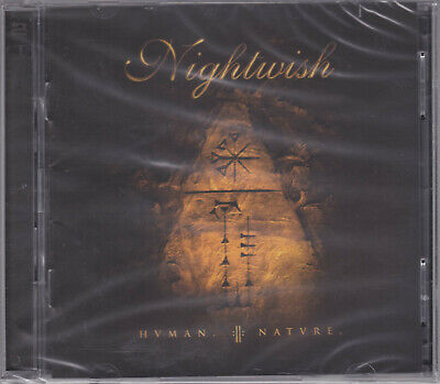 Nightwish 2020 2CD - Human. :II: Nature. - Xandria/After Forever/Epica - Sealed