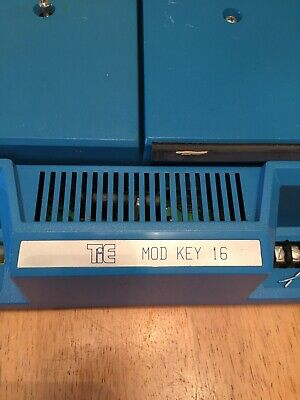 Tie Communications Mod Key 16 Phone System