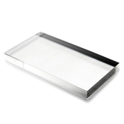 Clear Acrylic Perspex Sheet Cut To Size Panels Plastic Sheet Material