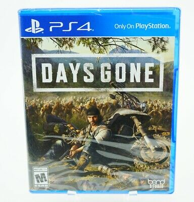 Days Gone -: Playstation 4 [Brand New] PS4