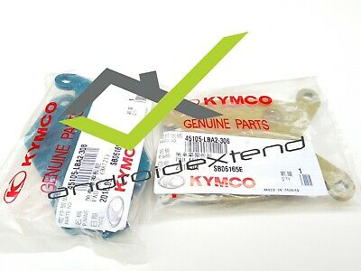 Kymco Xciting 250/300   2 Front + 1 Rear Brake Pads