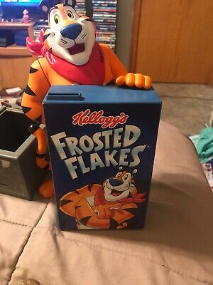 Kellogg's Frosted Flakes Tony The Tiger (100th Anniversary) COIN BANK