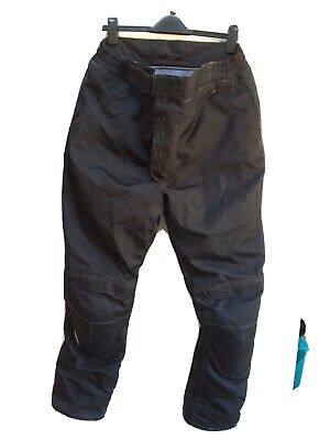 Teknic Fabric motorcycle trousers size 36 inch waist