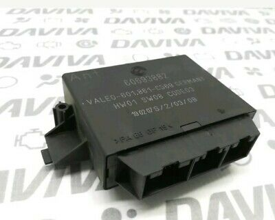 Alfa Romeo 159 PDC Parking Distance Sensor Control Module Unit ECU 60693882
