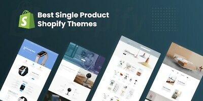 51 Singel Shopify Themes For Your Store