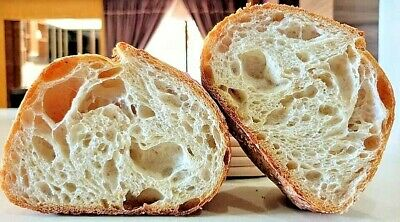 French Sourdough Starter and Instructional Videos  #stayhome sourdough