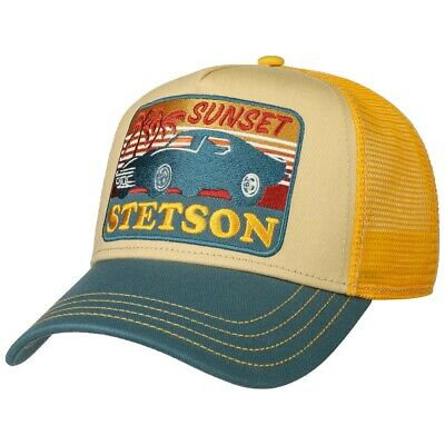 Stetson Highway Trucker Cap Caps base cap mesh cap