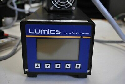 Lumics Laser Driver Modules and Cooling Units & Diodes