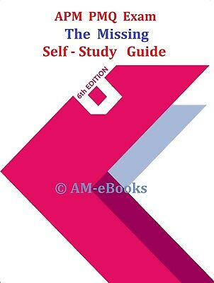 APM Project Management Qualification PMQ Exam Self Study Guide Course Manual BoK