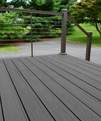 10 Reject Decking Boards Choice of Lengths 118mm x 19mm