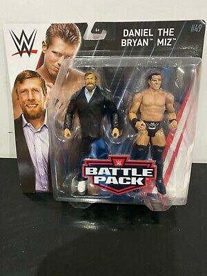 Sealed Mattel WWE Figures New Battle Pack Series 52 SHIPPING COMBINES