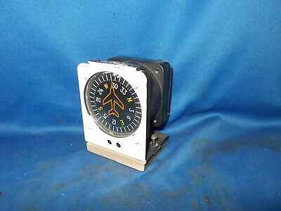 Vertical Card Compass W/On The Dash Bracket