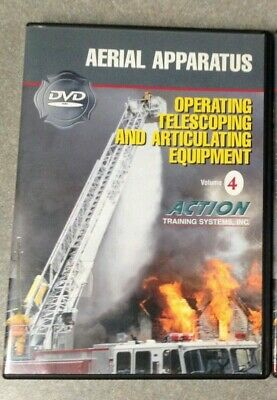Action Training: Aerial Apparatus DVD 4: Operating Telescoping and Articulating