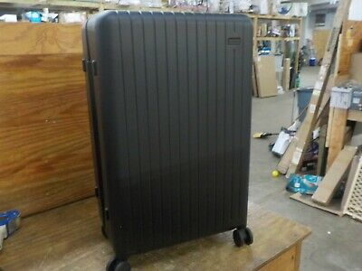 30 Inch Hard Case Check in Luggage with Spinner Wheels, Hardshell PC Roller