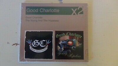 Good Charlotte The Young And The Hopeless CD Double Album New Sealed