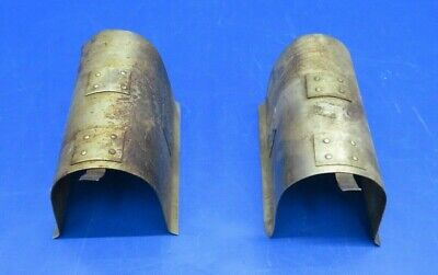 Beech Baron 58P Heat Shields LOT OF 2 (0420-162)