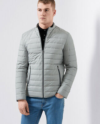 Remus Uomo - Lightweight Quilted Slim Fit Casual Jacket RRP £129 - 80271/06