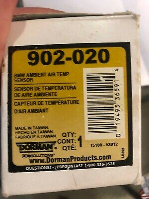 Ambient Air Temperature Sensor Dorman 902-020