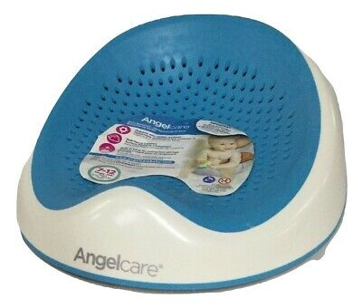 Angelcare Baby Bath Support Booster, Aqua, 7-12 Months