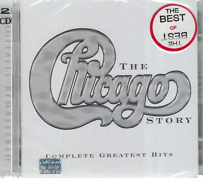 Chicago Story: The Complete Greatest Hits 1967-2002 [2 Disc] FAST SHIPPING!