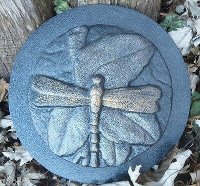 Dragonfly mold plaster concrete mould reusable