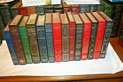 Franklin Library ~ Classics Leatherette ~ LOT OF 41!