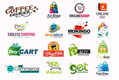 I will design ecommerce online store logo for shopify website