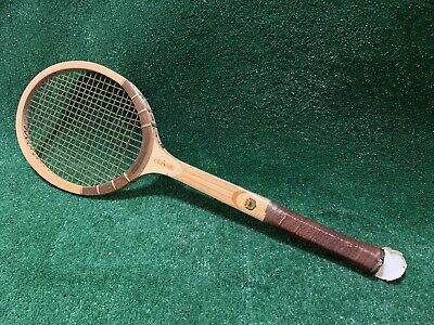 Vintage Frederick Willys Classic Tennis Racquet