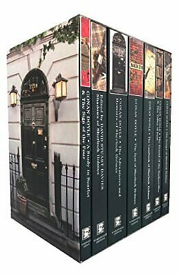 The Complete Sherlock Holmes Collection (Wordsworth Box Set)  New Paperback Book