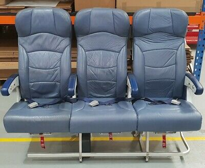 Aeroplane Aircraft Seats, Boeing 737-800, Man Cave, Home Cinema, Gaming Chair !!