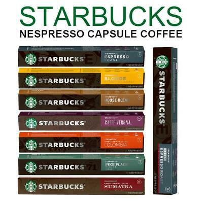 Starbucks Original - Coffee Capsules Pods All Flavors - Free Shipping