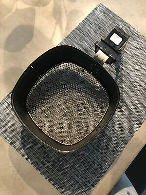 OEM Philips Viva Collection Airfryer Basket Assembly For HD9220//HD9230 Fryers