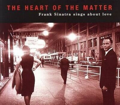 Heart of the Matter by Frank Sinatra (2008-11-05) -  - EACH CD $2 BUY AT LEAST 4